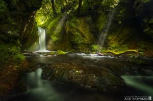 感動する風景写真を一眼レフで上手く撮影する方法は構図が重要
