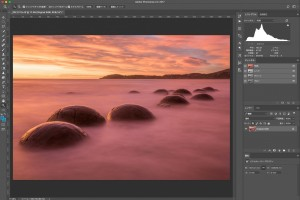 Photoshopで簡単に風景写真のノイズ除去する方法