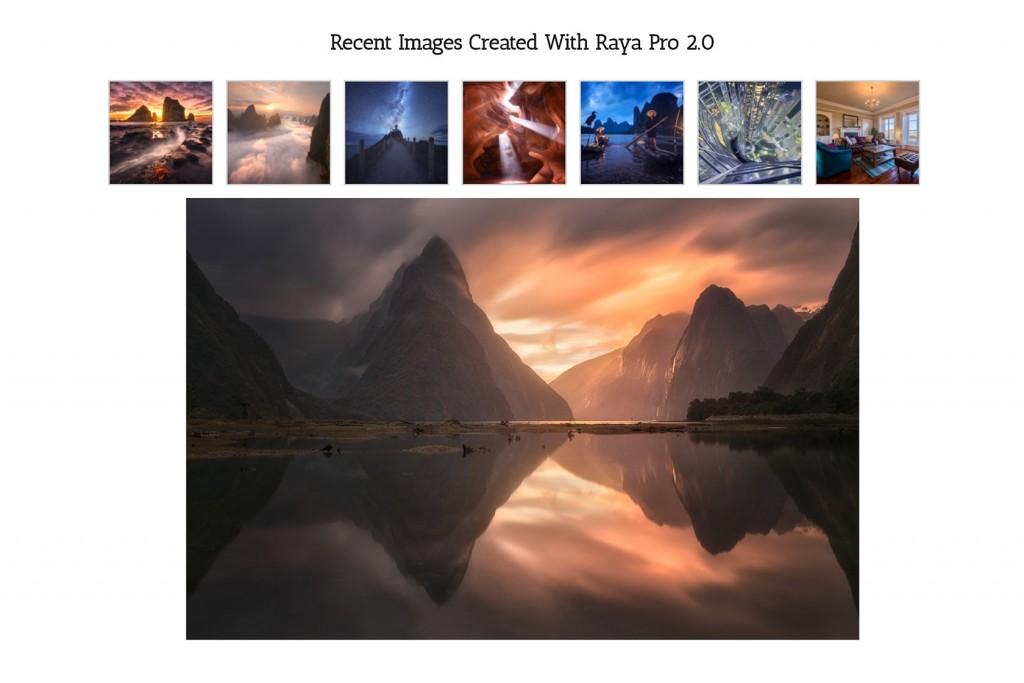 露出ブレンドのRaya Pro 2.0が発売