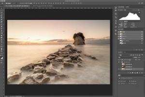 Raya Pro 2.0で風景写真を露出ブレンドする方法