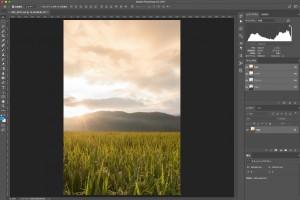 Photoshopのチャンネルから選択範囲を作る(ハイライト編)