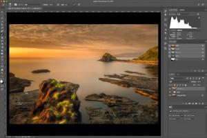風景写真の光と影をコントロールするRAW現像方法