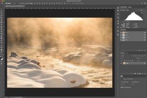 Photoshopの色域指定で選択範囲を作る(ハイライト編)