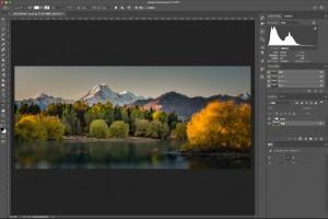 風景写真をクリアな空気感にRAW現像する方法