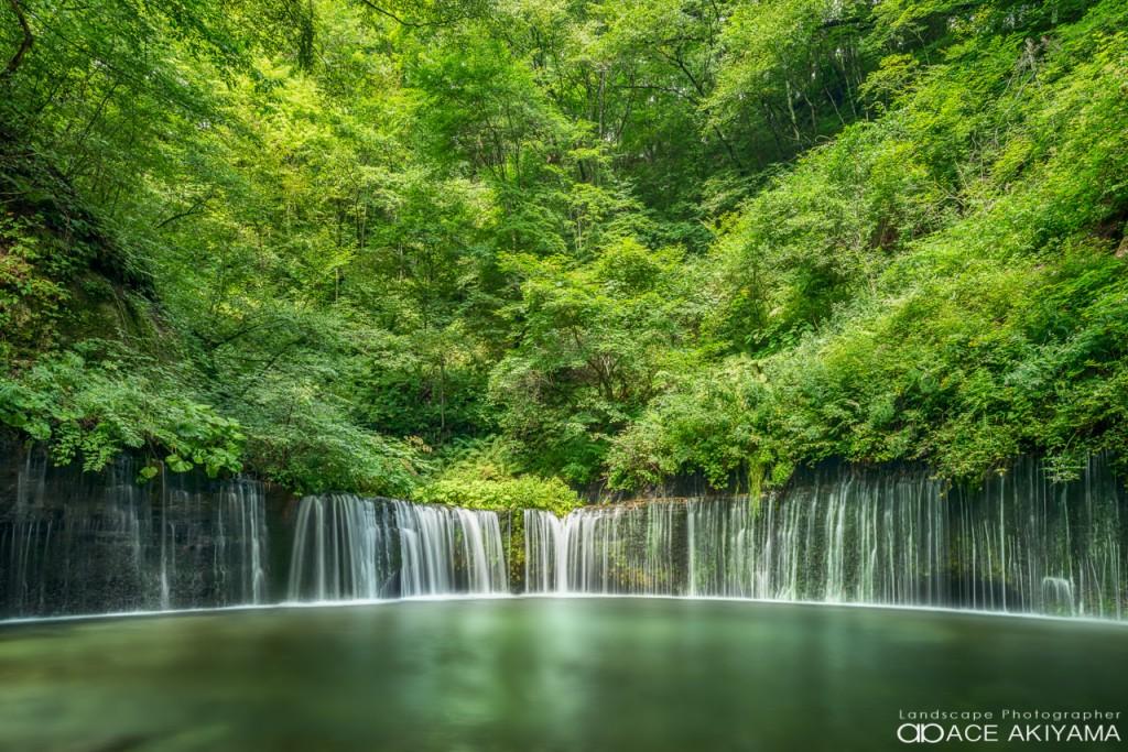 長野県軽井沢の撮影スポットの概要
