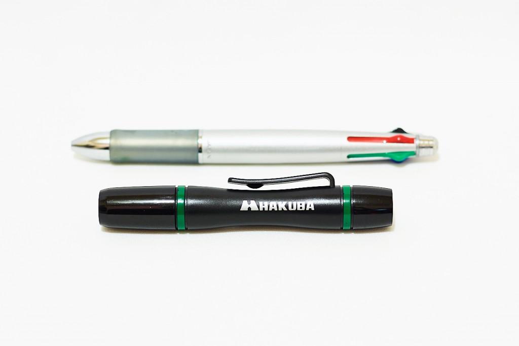 レンズペンの大きさ